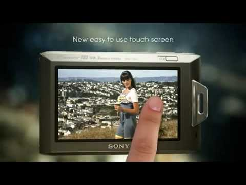 Sony Cyber-Shot DSC TX1