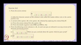 Mod-01 Lec-14 Derived Rules