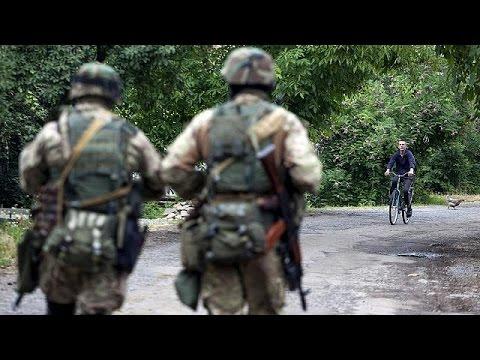 Εντολή Ποροσένκο για αφοπλισμό ένοπλων ομάδων