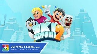 [iOS Game] Ski Safari 2 - Huyền thoại trượt tuyết quay trở lại - AppStoreVn, tin công nghệ, công nghệ mới