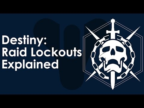 does - Destiny raids are still a closely guarded secret, but now that we have a little more information on the raid lockouts, I can talk with a little more confidence as to how they will likely end...