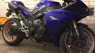 4. Yamaha YZF-R1 Review. Model year 2010