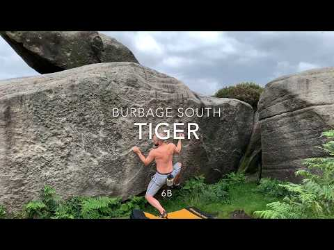 Burbage South - Tiger 6B