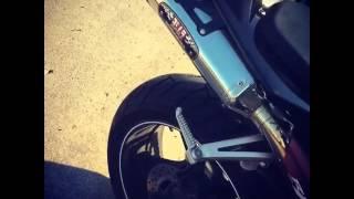 9. 2010 Yamaha R1 Yoshimura Titanium Exhaust