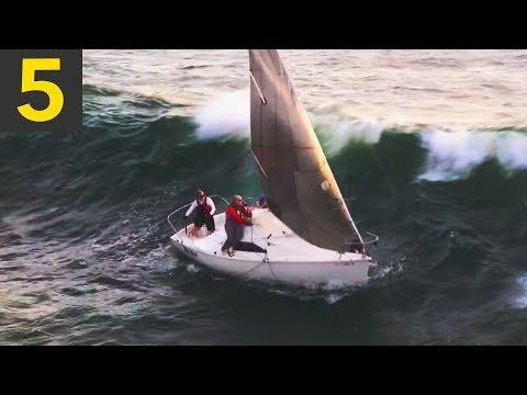 Top 5 Sailing Fails_A valaha feltöltött legjobb vitorlázás videók