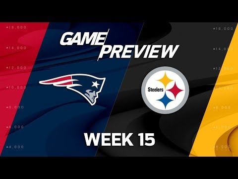 Video: New England Patriots vs. Pittsburgh Steelers | NFL Week 15 Game Preview | MTS