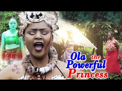 Ola The powerful Princess Season 1&2 -  Regina Daniel Latest Nigerian Nollywood movie