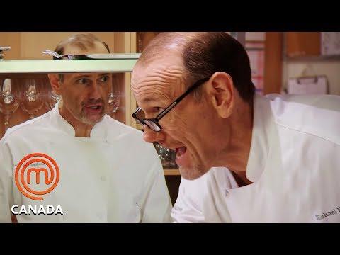 Chef Michael's Getting Angry - MasterChef Canada | MasterChef World