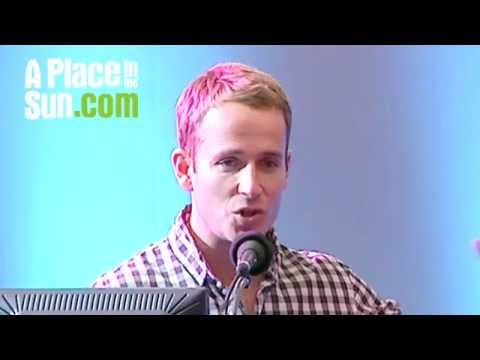 Jonnie Irwin on how to plan your overseas purchas
