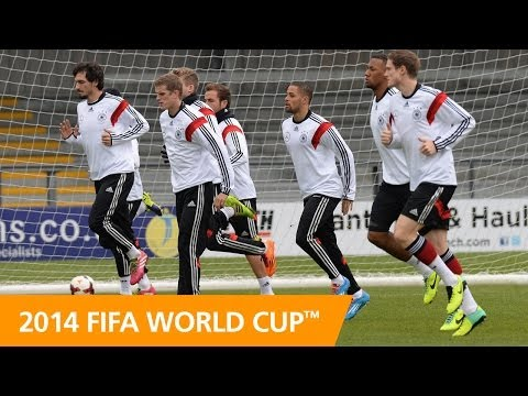 germany - Featuring interviews with Manuel Neuer, Michael Ballack and coach Joachim Löw, this preview looks at Germany's FIFA World Cup history (6:03) and what to expe...