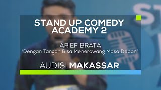 Video Dengan Tangan Bisa Menerawang Masa Depan - Arief Brata (SUCA 2 - Audisi Makassar) MP3, 3GP, MP4, WEBM, AVI, FLV Desember 2017