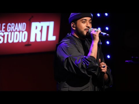 Slimane - Viens On S'aime (LIVE) Le Grand Studio RTL