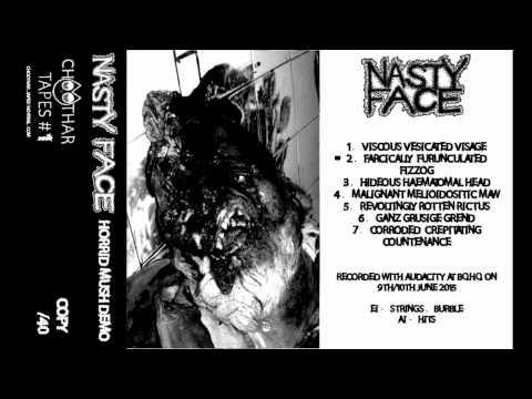 Nasty Face - Horrid Mush demo CS FULL (2015 - Goregrind)