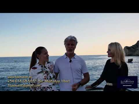 The buyer of an apartment in Benidorm, in La Cala Bay - part 2 - buying property by the sea in Spain