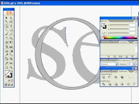 Tracing Photo In Adobe Illustrator