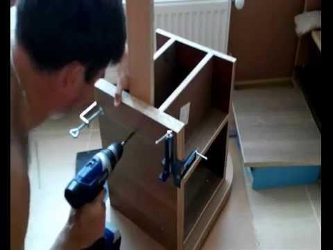 Как собирать мебель из дсп