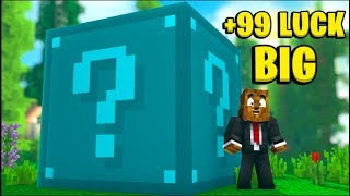 Minecraft BIG Lucky Block Money Hunt - Minecraft Modded Minigames | JeromeASF