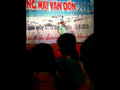 hài Chiến Thắng 2013 tại hội chợ