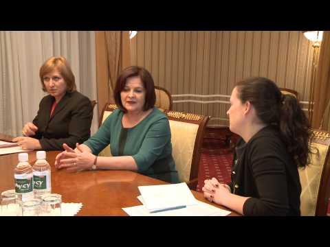Vizita de documentare în Republica Moldova a reprezentantului organizației internaționale Autism Speaks, Amy Daniels