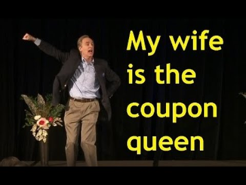 Coupon Queen Story – Charles Marshall