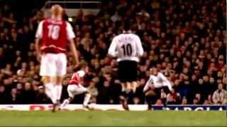 Fredrik Ljungberg in der Saison 2003/04 beim FC Arsenal