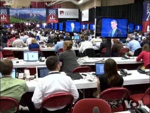 Presidential Debate Brings Political Theater to Denver