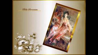 -Omaggio al pittore Giovanni Boldini-