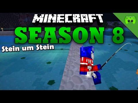 STEIN UM STEIN «» Minecraft Season 8 # 23 | HD