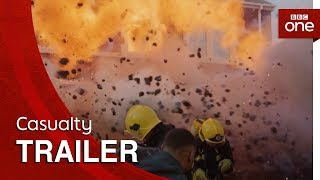 Programme website: http://bbc.in/1L4ZBTU Experience Casualty like never before in this special episode filmed all in one take on a single camera.