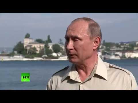 Владимир Путин: Надеюсь не дойдет...