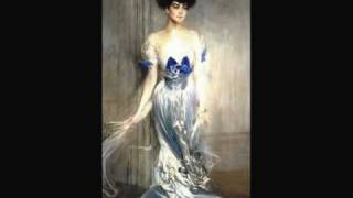 Giovanni Boldini (1842 - 1931)was an italian painter whose portraits of the gentlewomen his era are among the masterpieces of...