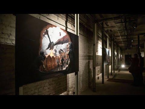 Berlin: Ausstellung »Unseen Westeros« zieht Fans vo ...