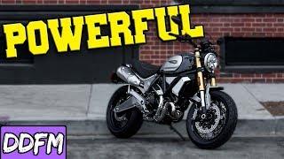 7. The Most Powerful Ducati Scrambler - Ducati Scrambler 1100!
