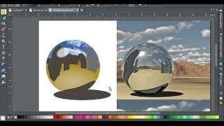 Drawing Chrome and Plastic What's the Diff? Jan 2014 Xara Xone