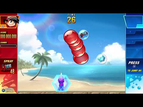 Pang Adventures - Weapons Gameplay Trailer