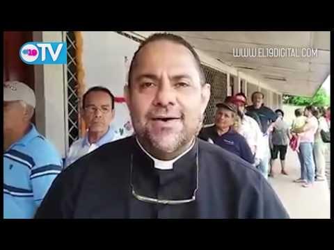 Padre Eslaquit invita a seguir participando en proceso de verificación ciudadana