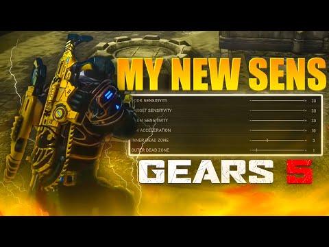 SuMuNs NEW CONTROLLER SENS (GEARS 5)