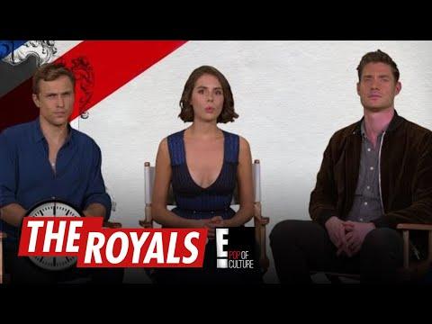 The Royals | The Royal Hangover Season 4, Ep. 8 | E!