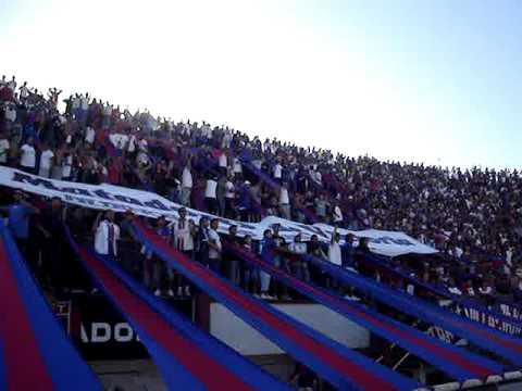 Hinchada de TIGRE contra San Lorenzo en Victoria (1 x 3, 06-02-2009) - La Barra Del Matador - Tigre