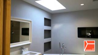 Skokie Modern Bathroom remodeling