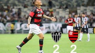 Resenha de Galinhas Mineiras 2 X 2 FLAMENGO pelo segundo turno do Campeonato Brasileiro 2016... #SRN