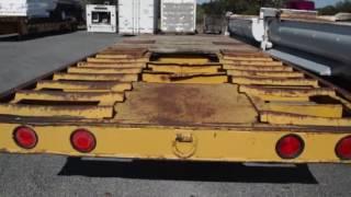 5. 1988 ZIEMAN Tilt Deck For Sale