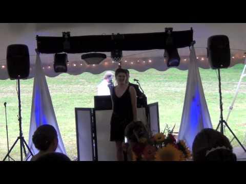 Maid of Honor Speech: Taylor Swift Love Story