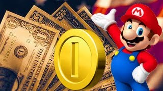 How Much Are Mario's Coins Worth?