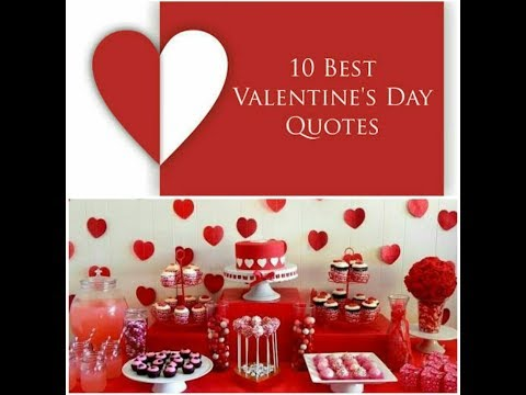 Top 10 best quotes for valentine's day