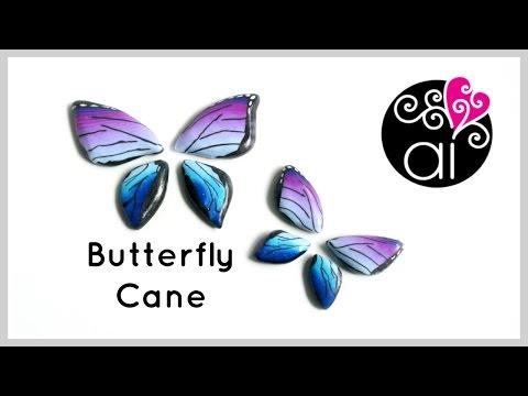 farfalle in fimo - come crearle