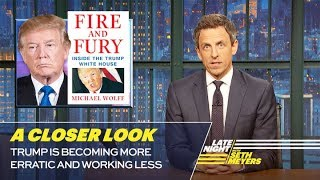 Video Trump Is Becoming More Erratic and Working Less: A Closer Look MP3, 3GP, MP4, WEBM, AVI, FLV Maret 2018