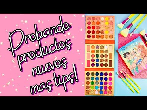 Maquillaje con productos nuevos 🎁🤩