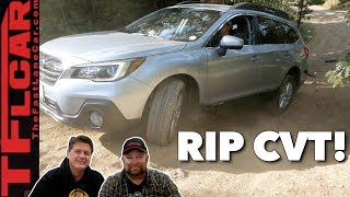 The CVT is DEAD - It Just Doesn't Know It Yet | No, You're Wrong! Ep.4 by The Fast Lane Car