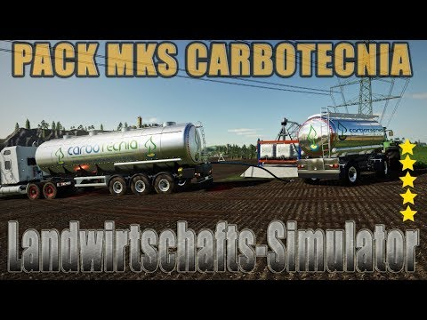 FS19 Pack MKS CarboTecnia v1.0.0.0